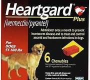 50-100lbsHeartgard